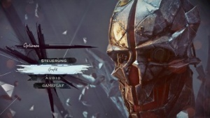 Corvos Maske aus Dishonored 2