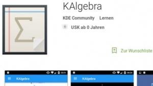 Ein Port auf Qt 5 ermöglicht den KDE Anwendungen auch auf Android zu laufen.
