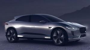 Jaguar I-Pace: erstes elektrisches Straßenfahrzeug von Jaguar