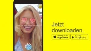 Die Startseite der App