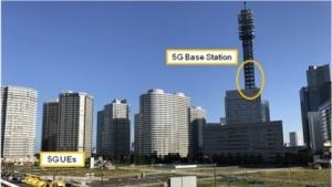 5G Testfeld in Japan