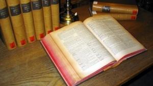 Vergriffene Bücher dürfen nur unter bestimmten Voraussetzungen digitalisiert werden.
