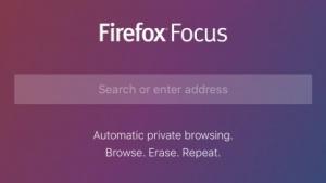 Der Browser Firefox Focus soll die Privatsphäre schützen.