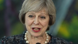 Premierministerin Theresa May war stets eine Verfechterin der Snoopers Charter.