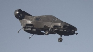 Drohne Cormorant: kann landen, wo Helikopter nicht hinkommen.