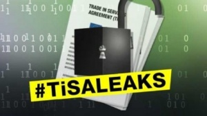 Greenpeace warnt vor dem Dienstleistungsabkommen TiSA.
