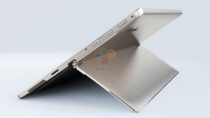 Vorläufiger Prototyp des Lenovo Miix 520