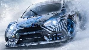 Artwork von Forza Horizon 3 Blizzard Mountain