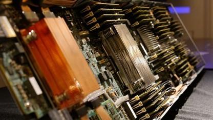 Prototyp von The Machine