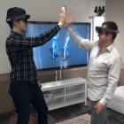 Hololens: Microsoft holoportiert Leute aus dem Auto ins Büro