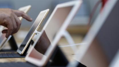 Apples iPad hat ein Sicherheitsproblem.