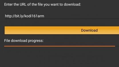 Downloader-App vereinfacht das Sideloading von Apps.