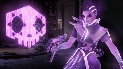 """Hackerin"" Sombra in Overwatch von Blizzard"