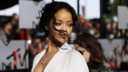 Rihanna auf dem MTV Movie Awards