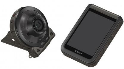 Action-Kamera Exilim EX-FR 110H: Lichtempfindlichkeit von Iso 51.200