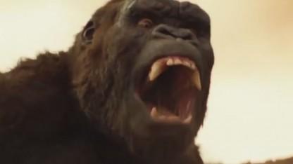 Der neue King Kong wird ebenfalls von ILM animiert.