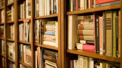 Die Digitalisierung sollte den Gang in die Bibliothek eigentlich überflüssig machen.