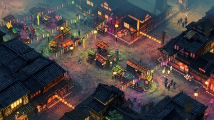 Shadow Tactics spielt in der Edo-Periode in Japan