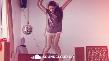 Soundcloud Go soll insgesamt 135 Millionen Songs bieten.