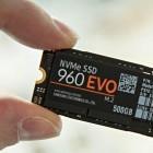 Notebooks: Stabile SSD-Größe durch Knappheit bei NAND-Flash