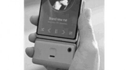 So sieht das faltbare Smartphone in der Patentschrift aus.