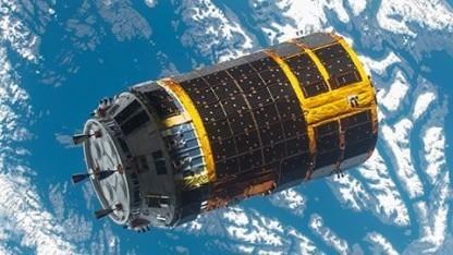 Japanischer Raumtransporter Kounotori 6: 700 Meter lange Leine