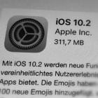 Apple: iOS 10.2 ist fertig