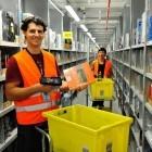 Onlinehandel: Amazon kündigt drittes Versandzentrum in Deutschland an