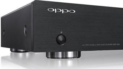 Oppos Blu-ray-Player nutzt einen Mediatek-ARM-Prozessor mit 4 Kernen.