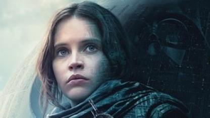 Filmplakat von Star Wars Rogue One