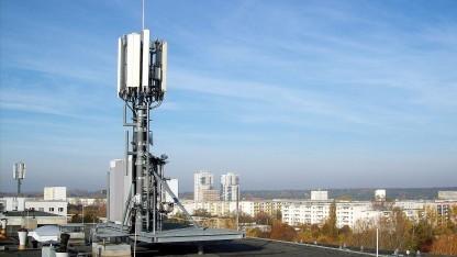 LTE-Antenne der Telefónica