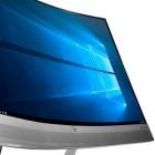 Elitedisplay S340c: HP kündigt gebogenen Büromonitor mit wegklappbarer Webcam an