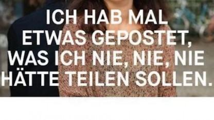 Die aktuelle Imagekampagne von Facebook in Deutschland