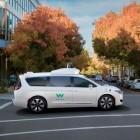 Autonomes Fahren: Waymo und Fiat Chrysler stellen erstes gemeinsames Auto vor