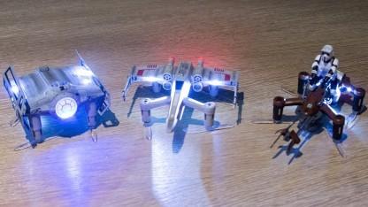 Die Star-Wars-Drohnen von Propel