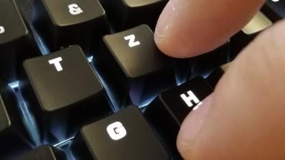 """Passwörter sollten gut gewählt werden - """"hallo"""" ist keine gute Wahl."""