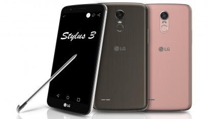 Das LG Stylus 3