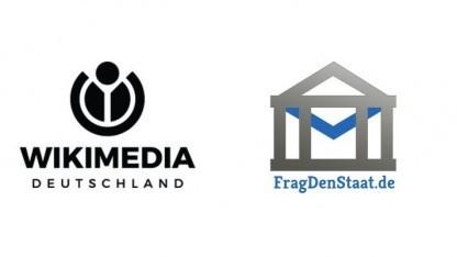Wikimedia Deutschland und FragDenStaat.de kooperieren für das neue Projekt.