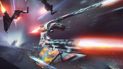 Star Citizen basiert nun also auf der Lumberyard-Engine von Amazon.