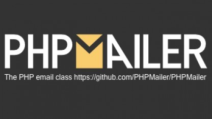 PHPMailer ist eine gern genutzte Bibliothek zum Verschicken von E-Mails in Webanwendungen.