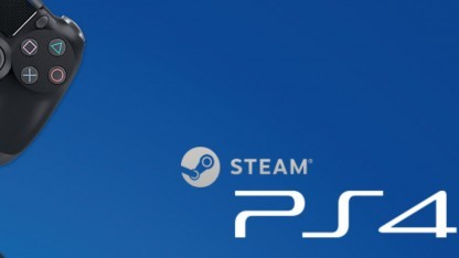 Steam funktioniert auf der Playstation 4.