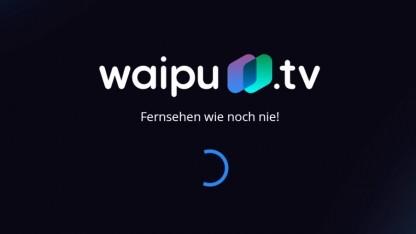 Waipu TV auf dem Fire TV