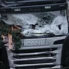 Terroranschlag in Berlin: Automatisches Bremssystem soll Lkw gestoppt haben