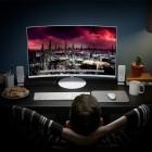 """Gebogen: Samsung stellt """"curved"""" Spielemonitor vor"""