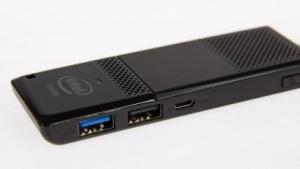Intels Compute Stick vom Typ STK1AW32SCR