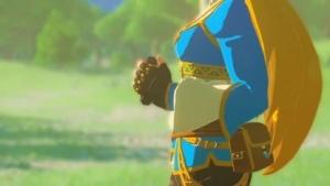 Ist hier Prinzessin Zelda im Trailer zu Breath of the Wild zu sehen?