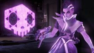 """""""Hackerin"""" Sombra in Overwatch von Blizzard"""