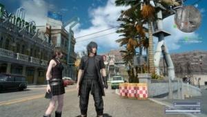 Prinz Noctis in Final Fantasy 15