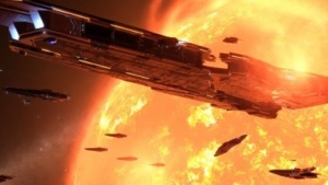 Elite Dangerous versetzt Spieler in ein riesiges Universum.