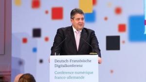 Bundeswirtschaftsminister Sigmar Gabriel (SPD)